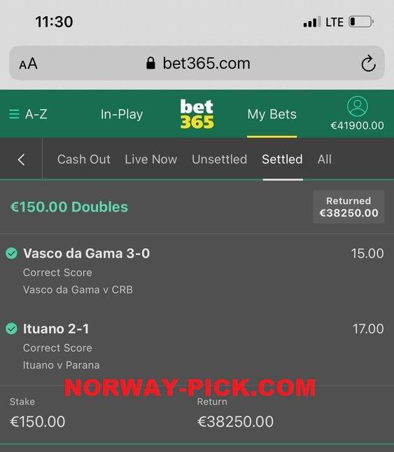 fixed matches correct score proof mobile screenshot 20 06